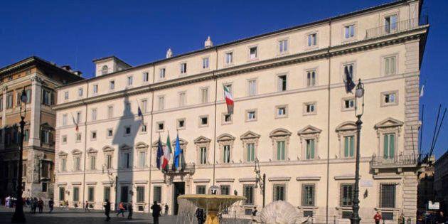 Palazzo Chigi: dalle droghe alle pari opportunità alle adozioni, dipartimenti vuoti senza referenti