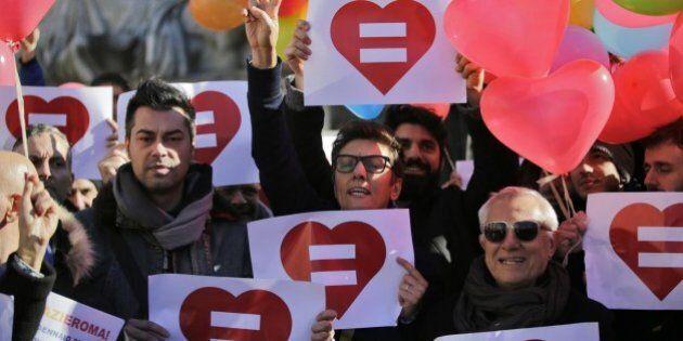 Unioni civili: ce lo chiede l'Europa... E ha