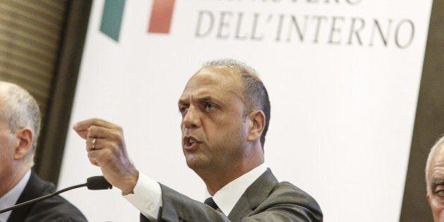 Terrorismo, Angelino Alfano: