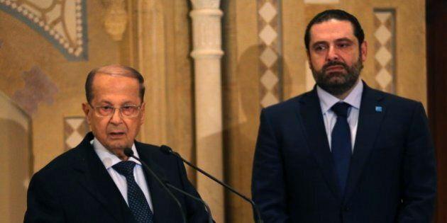 Libano, presidente Michel Aoun incarica Saad Hariri di formare il Governo. Sunnita, sostenuto dai sauditi,...