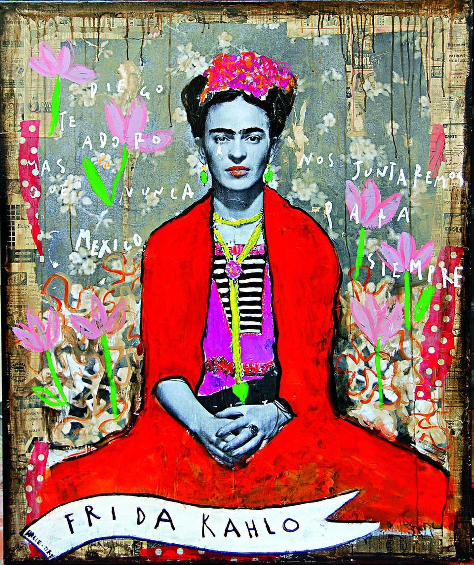 Frida Kahlo, l'artista messicana è diventata un'icona globale della moda: