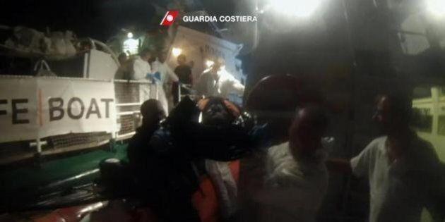 Libia, 239 persone disperse dopo naufragio di due barconi. Superstiti a