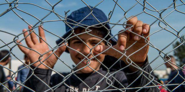 Migranti: lo sguardo di Stefano