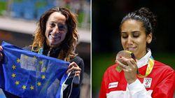 Elisa dedica l'argento all'Europa, plaudono Mogherini e la Commissione