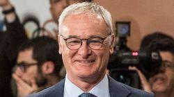 Claudio Ranieri è Grande Ufficiale e un grande