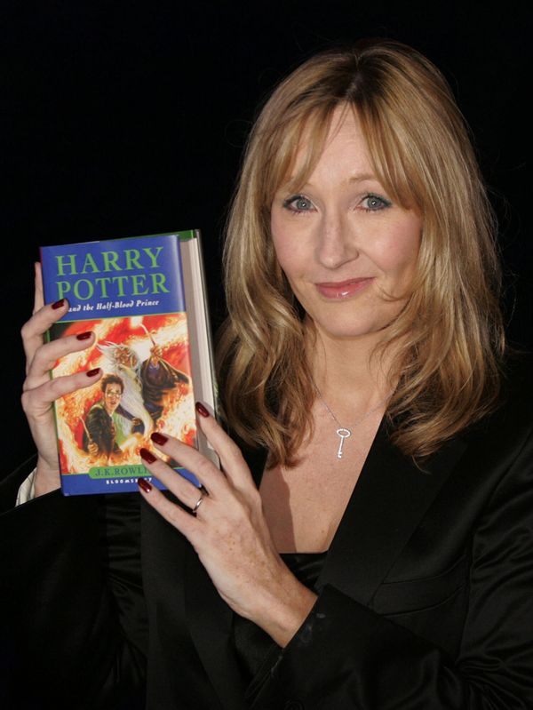 "There was outrage when a Scottish charity <a href=""http://www.huffingtonpost.co.uk/2014/06/11/jk-rowling-twitter-abuse-scotla"