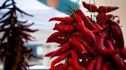 Mangiare peperoncino allunga la vita e riduce il rischio di