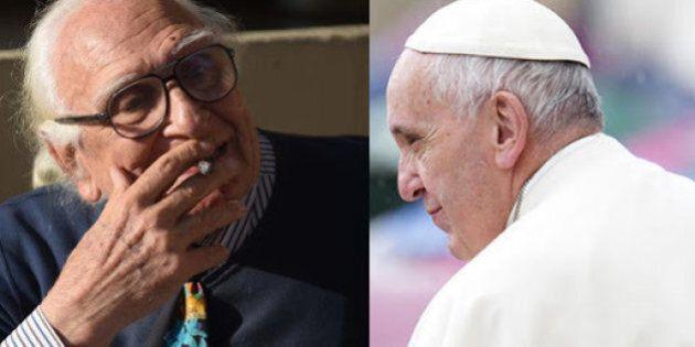 Marco Pannella lettera al Papa: