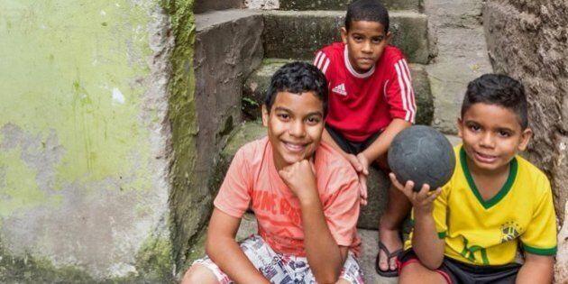 Nelle favelas di Rio, l'altra faccia della