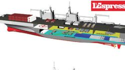 Ecco la nuova ammiraglia da 1100