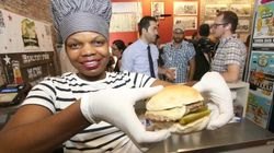 All'expo 2015 è l'ora dell'hamburger di