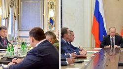 Poroshenko avverte le truppe al confine con la Crimea: