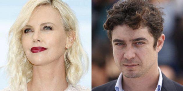Charlize Theron e Riccardo Scamarcio a Cannes sottobraccio all'ex. L'amore finisce, l'intesa professionale