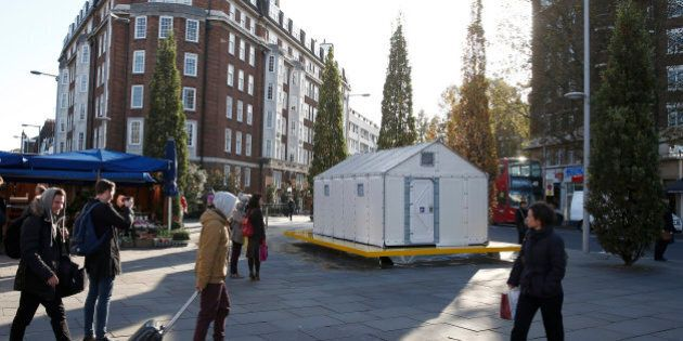 NominatIon for the Beazley Designs of the Year exhibition, the Better Shelter, developed by Ikea Foundation...