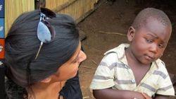 Quello che una foto virale ci racconta sulla povertà infantile in