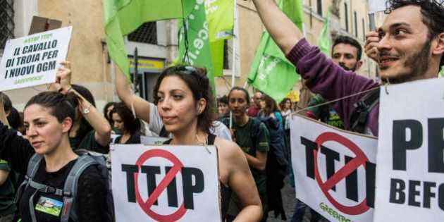 TTIP: il trattato e le