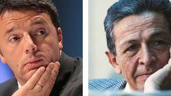 Renzi a Bergamo lancia la raccolta firme per il