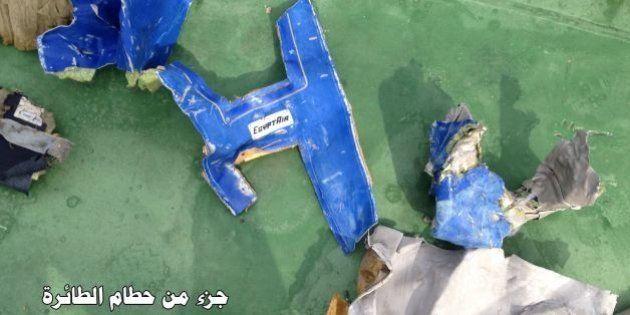 Egyptair precipitato,