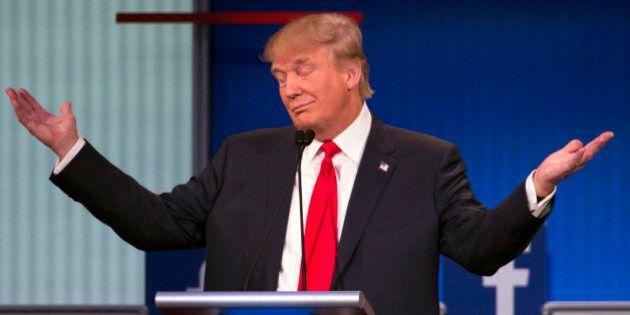 Trump vacilla nel dibattito del Partito Repubblicano, ma il