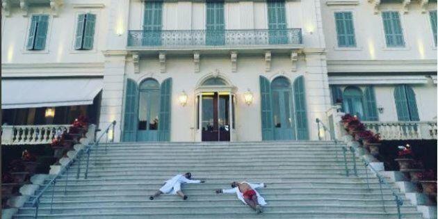 Orlando Bloom e Katy Perry si sono fidanzati: a Cannes uno scatto sulla scalinata di un