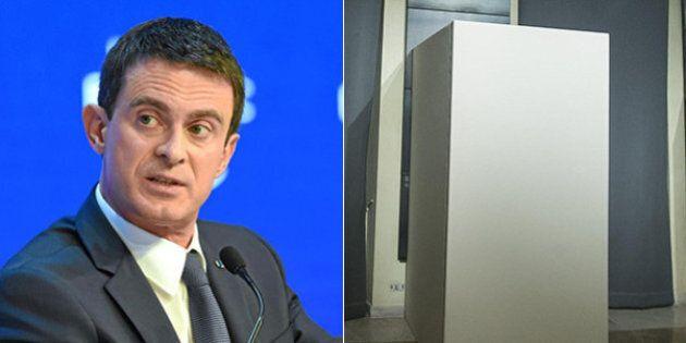 Statue coperte ai Musei Capitolini, il premier francese Manuel Valls: