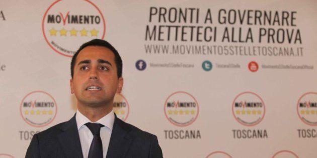 Luigi Di Maio sfida Renzi