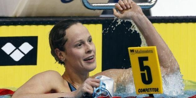 Federica Pellegrini: vince la medaglia d'oro nella finale europea dei 200 stile