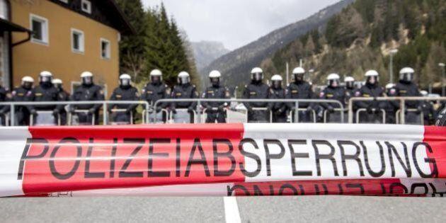 Brennero, dal 24 maggio l'Austria schiera altri 80 poliziotti alla frontiera con