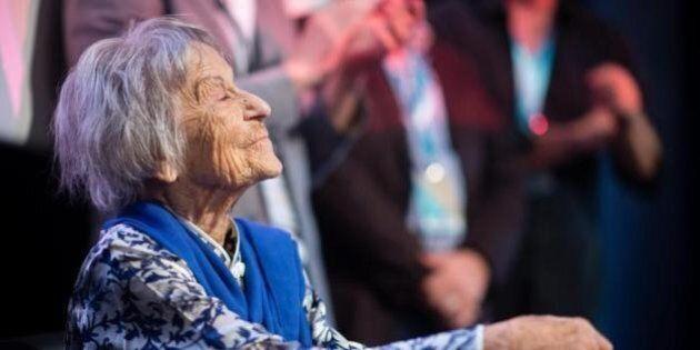 Morta a 106 anni Brunhilde Pomsel, ex segretaria del ministro nazista Goebbels. Diceva: