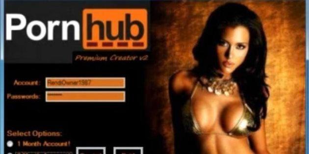 Pornhub video