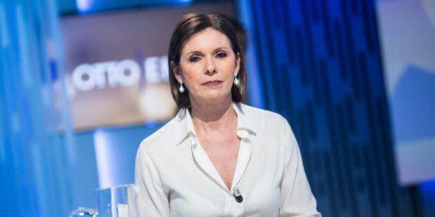 Bianca Berlinguer attacca l'Unità per il provvedimento contro Massimo Franchi: