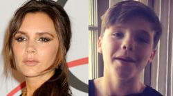 Il figlio di Victoria Beckham sta conquistando Instagram con la sua