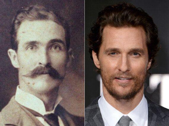 Matthew McConaughey ha un gemello: la foto di un uomo dell'Alabama pubblicata su