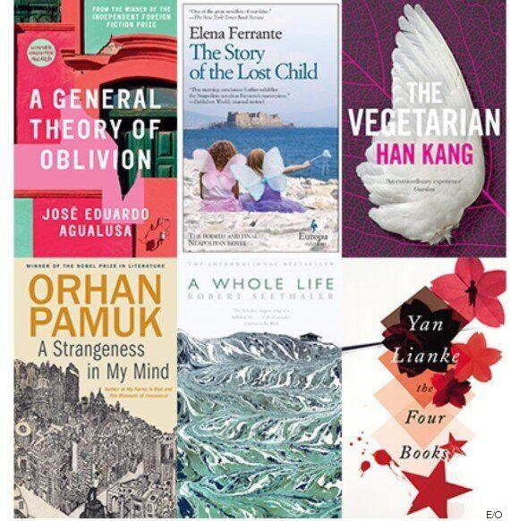 Elena Ferrante finalista al Man Booker International Prize