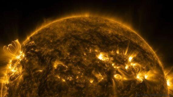 Il Sole così non l'avete mai visto. In un video della NASA la nostra stella in 4k