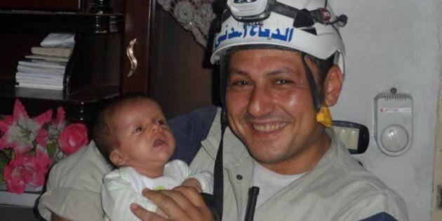 Aleppo, morto Khaled Omar, il volontario eroe dei caschi