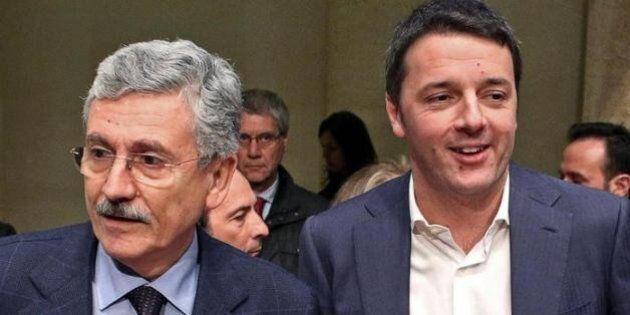 Il partito al 10% del comunista D'Alema è un aiutino a Renzi capo del