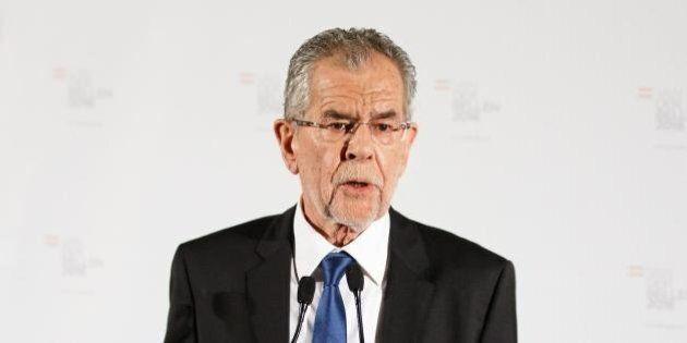 Il nuovo presidente dell'Austria Alexander Van Der Bellen è figlio di