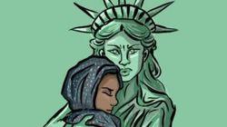 Queste vignette spiegano meglio di qualunque cosa il blocco all'immigrazione di