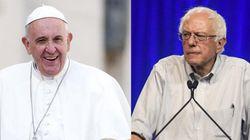 Bernie Sanders e quell'invito che il Papa non ha mai