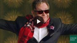 Elton John e Naomi Campbell diventano Billy Elliot (per