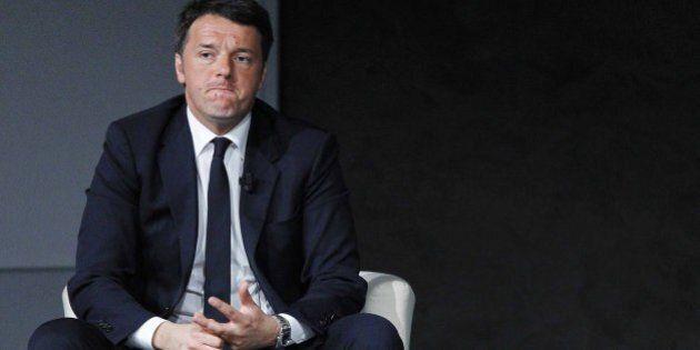 Referendum trivelle, la preoccupazione di Matteo Renzi per la