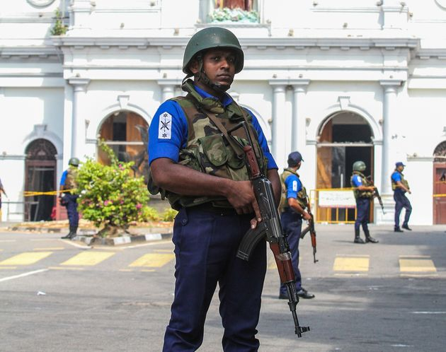 Yet Another Blast Heard In Sri Lanka's Pugoda Town: