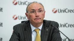 Unicredit sale in Borsa nel giorno del Cda su