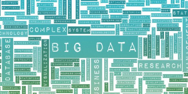 Big Data as a Technology Concept Overview