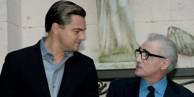 Leonardo DiCaprio e Martin Scorsese, insieme in