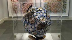 Pietro Ruffo, l'artista della libertà in mostra a