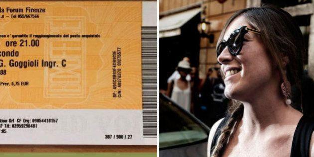 Maria Elena Boschi compra i biglietti per il concerto di Mika: