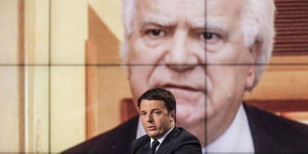 Matteo Renzi sdogana Denis Verdini come alleato politico. Ma Bersani replica: