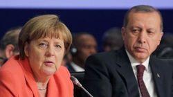 Erdogan contro Merkel: